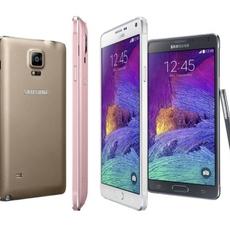 La gama Samsung Galaxy Note 4