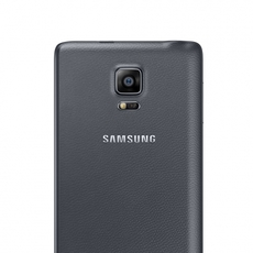 Trasero del Samsung Galaxy Note Edge negro