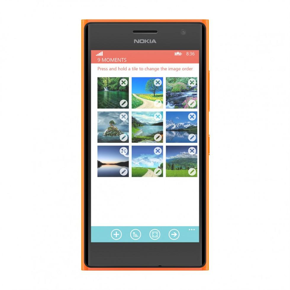 Frontal Lumia 730