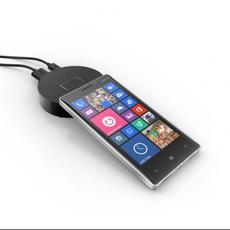 El cargador del Lumia 730