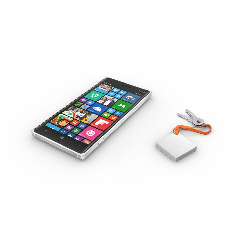Lumia 830 en blanco
