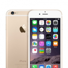 iPhone 6 en color dorado