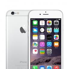 iPhone 6 en color plata