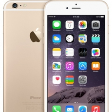 iPhone 6 Plus en color dorado