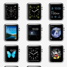 Los distintos aspectos del reloj de Apple Watch