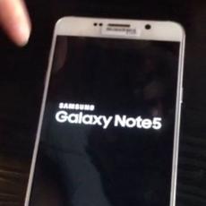 Samsung Galaxy Note 5 (Filtradas)