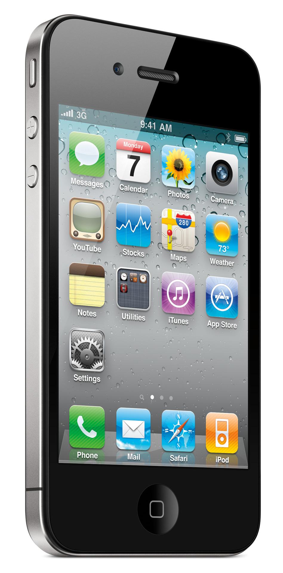 El nuevo iPhone 4