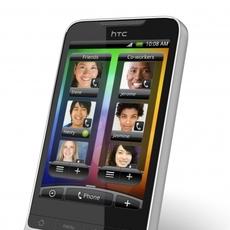 Frontal del HTC Legend