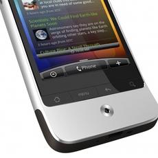 Botones del HTC Legend