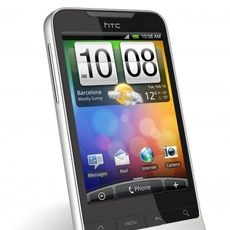 Pantalla principal del HTC Legend
