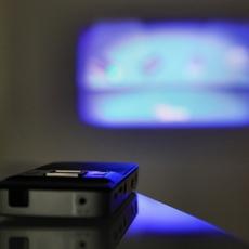Mini proyector Optoma PK201