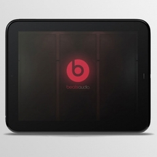 HP Touchpad con altavoces estéreo Beats Audio