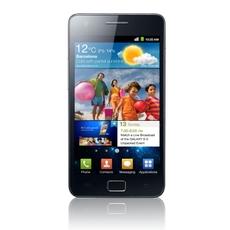 Samsung Galaxy S II de frente