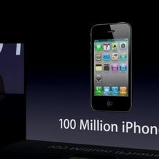 Más de 100 millones de iPhone vendidos