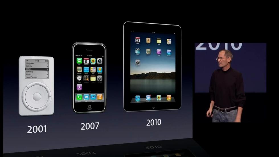 La era post-PC de Apple