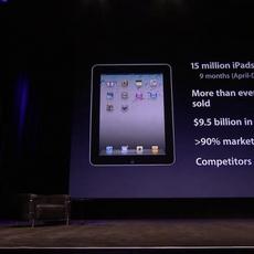 2010: el año del iPad