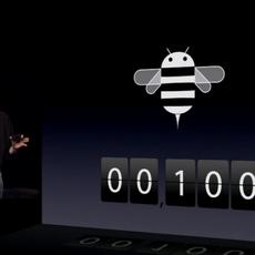 Sólo 100 aplicaciones para Android Honeycomb