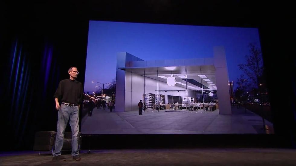 iPad: un éxito gracias a las Apple Stores