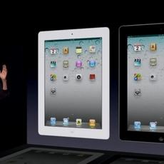 iPad 2 en dos colores