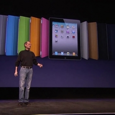 iPad 2: Smart Covers de colores
