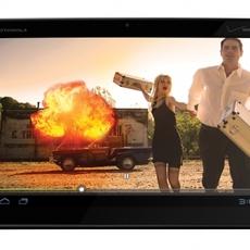 Reproductor de vídeo de Motorola Xoom