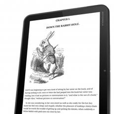 Lector de eBooks de Motorola Xoom