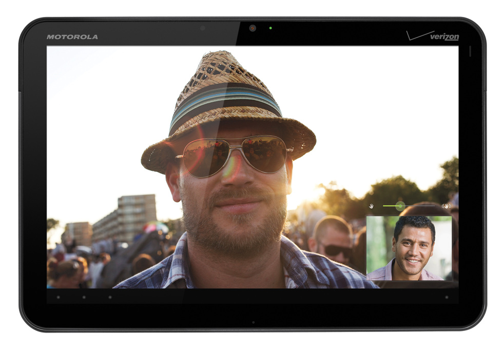 Videollamadas con Google Talk en Motorola Xoom