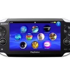 Sony NGP, pantalla de inicio provisional