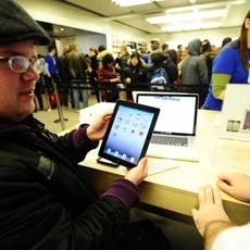 Probando el iPad 2