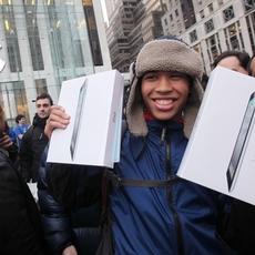 Locos por el iPad 2