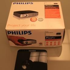 Caja del Philips Picopix 1430