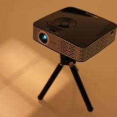 Microproyector Philips Picopix 1430 con trípode
