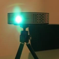 Microproyector Philips Picopix 1430, con tecnología LED