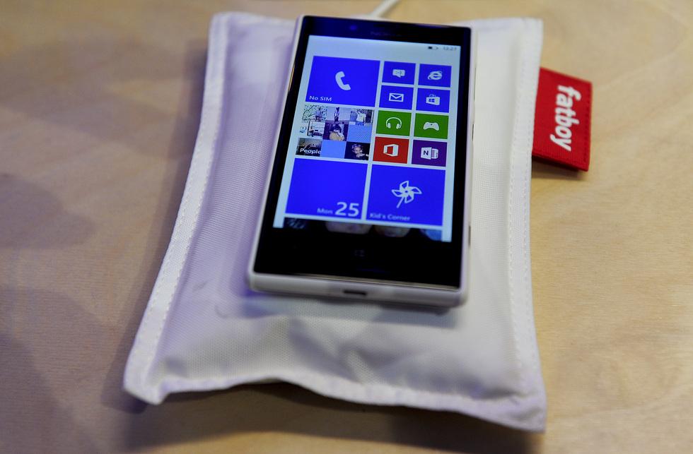Alfombra cargador inalámbrico para Nokia Lumia