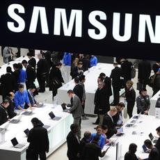Stand de Samsung en el MWC 2013