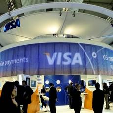 Stand de Visa en el MWC 2013