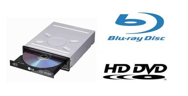 LG GGW-H20N, unidad híbrida Blu-ray y HD-DVD