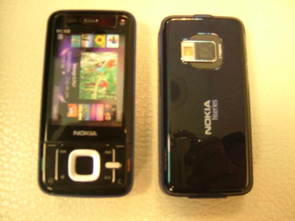 Se revelan fotos del Nokia N81