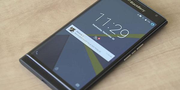 Blackberry Priv, nuevo modelo con Android