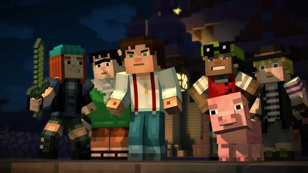 Minecraft y otros tantos, de oferta temporal.