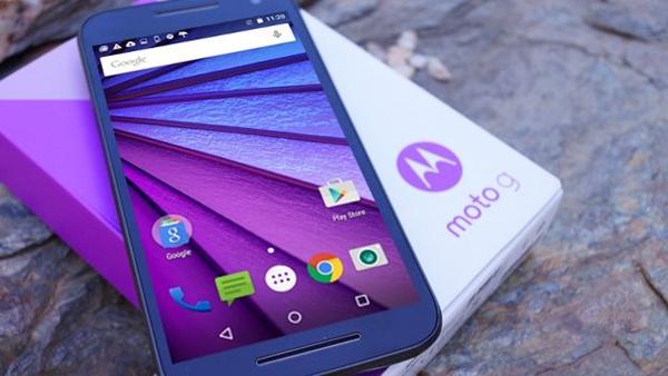 Motorola Moto G 2015.