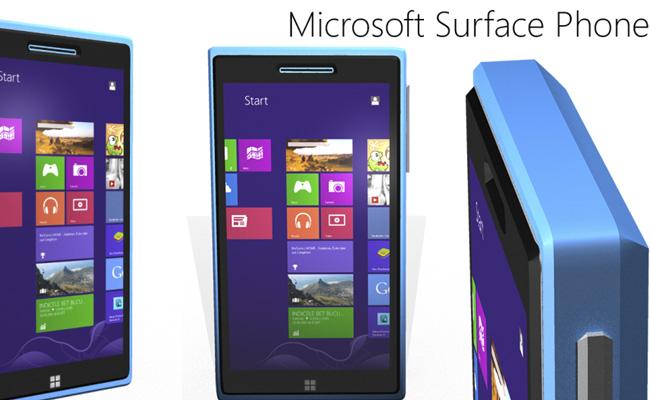 El Surface Phone ya estaría en fase de desarrollo