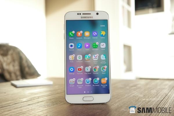 Galaxy S6 con 6.0