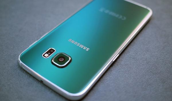 Galaxy S6.