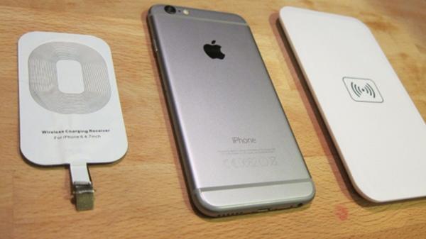 iPhone con carga inalámbrica, es el siguiente paso.