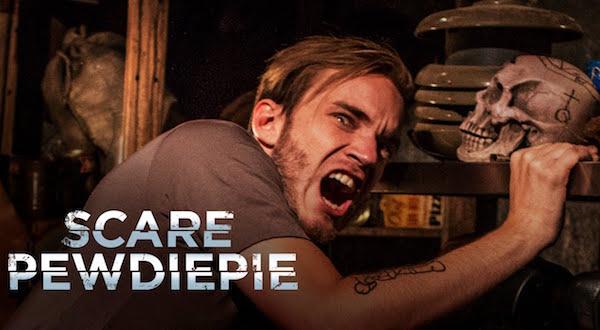 Imagen de Scare PewDiePie