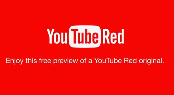 El contenido premium de YouTube