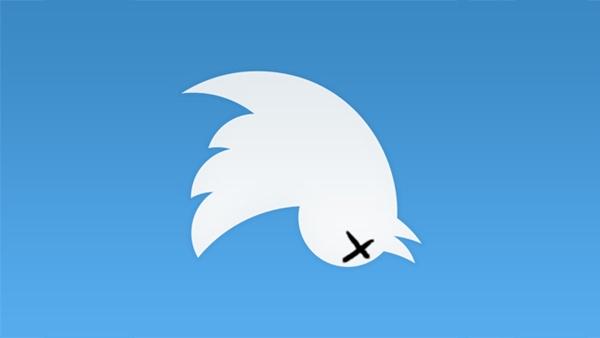 Twitter se desinfla.