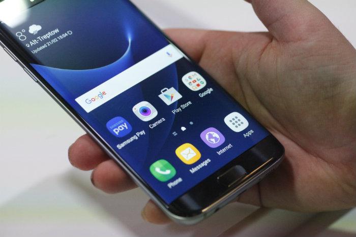 La presentación del Samsung Galaxy S7 Edge se hizo antes del Mobile World Congress