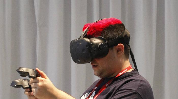 HTC Vive es tan inmersivo que no nos preocupa tanto la imagen ajena que se tiene